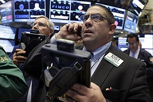 Tease photo for How Do Bad Days On The Stock Market Affect People's Retirement Savings?