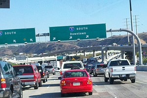 Report: San Diego Traffic Is Bad, But Not That Bad