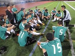For One Youth Soccer League In El Cajon, College Is The G...