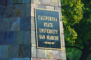 Cal State San Marcos To Begin Fall Semester With Record N...