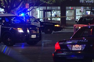 Man Armed With Box Cutter Shot, Killed By SDPD Officer