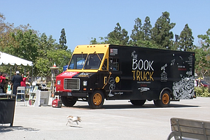 Tease photo for Mexican Publisher Rolls Out Spanish-Language Book Truck In San Diego