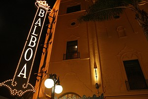 Tease photo for Monthly Film Series To Begin At San Diego's Balboa Theatre