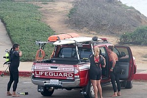 Body Found In Ocean Beach