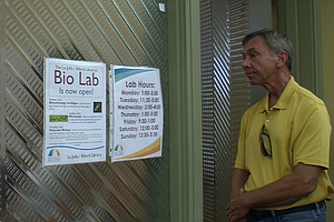 Tease photo for Community Biology Lab Opens In La Jolla Library