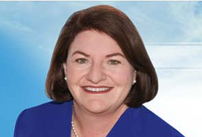 Tease photo for Speaker Toni Atkins To Be Succeeded By LA Lawmaker