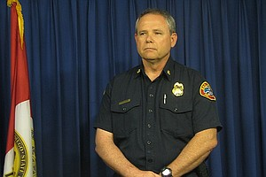San Diego Fire Chief Announces Retirement After 35-Year C...
