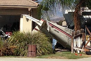 Tease photo for Santee Plane Crash Victims Identified