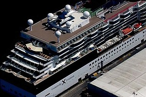 Tease photo for Cruise Ship Season Begins In San Diego