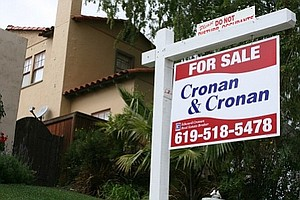 San Diego County Home Sales In August Down From July