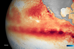 Tease photo for Coming El Niño Has Emergency Officials Preparing, Researchers Watching Closely