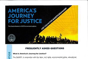 Tease photo for NAACP Leads March For Justice In San Diego