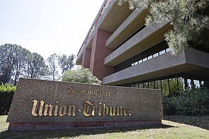 Tease photo for Mission Valley Headquarters Of San Diego Union-Tribune Sold
