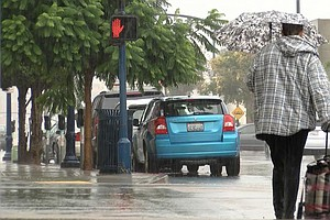 Tease photo for Summer Storm Douses San Diego County