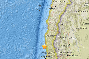 Tease photo for Hawaii Under Tsunami Watch After 8.3-Magnitude Chile Quake