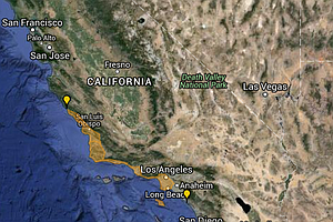Tsunami Advisory Issued For 300 Miles Of California Coast