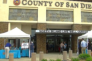 Tease photo for San Diego County Opens New Live Well Center In Escondido