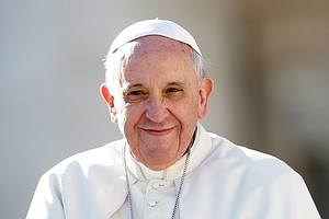 Tease photo for A Pair Of Lucky San Diegans Going To See Pope