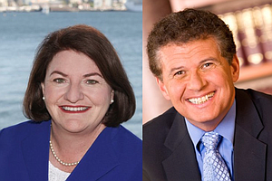 Tease photo for How Atkins, Block Race Affects San Diego Politics