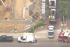 Tease photo for Gas Leak In La Jolla Under Control Following Evacuations