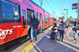 Tease photo for San Diego Advocates Call For Better Regional Transportation Plan