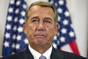 Tease photo for Speaker Boehner Stuns Congress, Announces Resignation