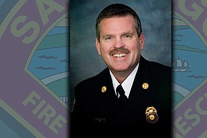 Tease photo for New Chief Prepares For San Diego Fire Season