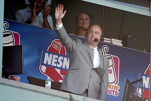 Tease photo for Don Orsillo To Broadcast Padres Games On Radio And TV