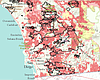 Tease photo for New Online Map Reveals Very High Fire Risk In San Diego County