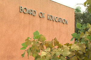 Tease photo for San Diego Unified Trustees Approve Investigation Of Board President