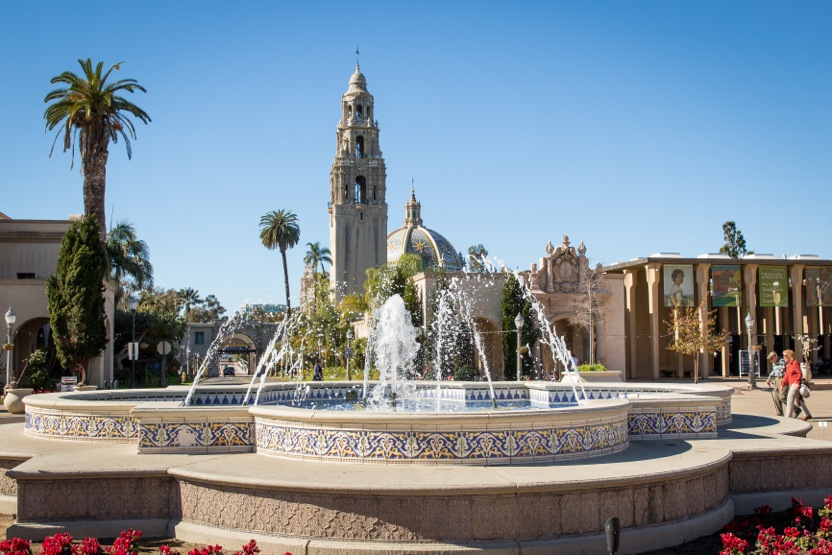 Balboa Park Named One Of Nation S 6 Great Public Spaces Kpbs