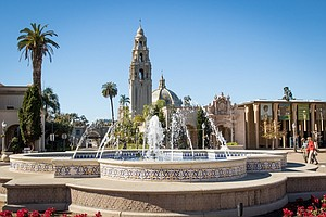 Balboa Park Named One Of Nation's 6 Great Public Spaces