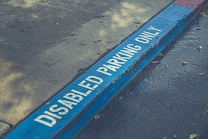 Tease photo for San Diego Establishes Fine For Disabled Parking Violators