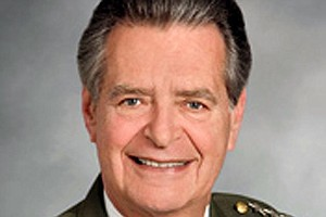 Tease photo for Former San Diego Police Chief, County Sheriff Bill Kolender Dies