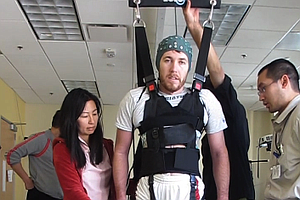Tease photo for Carlsbad Company Connects Paralyzed Man With Scientists Who Helped Him Walk Again