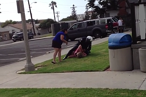 Tease photo for Woman Alleges Excessive Force From Carlsbad Police