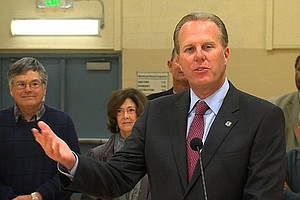 Tease photo for Committee Rejects San Diego Mayor's Pension Proposal