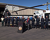 San Diego County Unveils New Firefighting Helicopter As Hot, Dry Te...