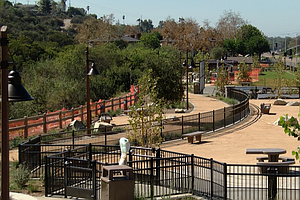 Tease photo for City Heights Park Nears Completion