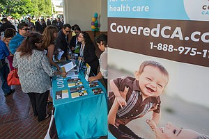 Tease photo for Covered California Enrolled 2 Million Since January 2014