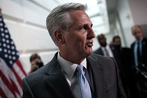Tease photo for McCarthy Drops Out Of Speaker Race Throwing GOP Leadership Into Chaos