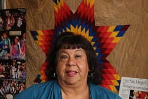 Tease photo for American Indian Heritage Month Local Hero Vickie Gambala