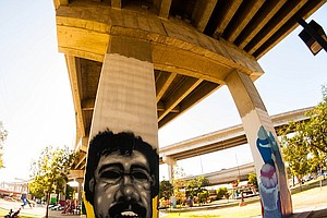 Tease photo for Legislation Introduced To Make Chicano Park A National Historic Landmark