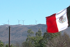 Tease photo for First U.S.-Mexico Wind Energy Project Sees Legal Challenge