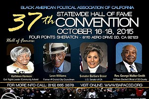 Tease photo for 'Upward Mobility' Highlighted During Black American Convention In San Diego