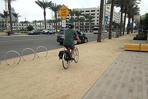 Bicyclists To Rally To Demand More Paths In Coronado