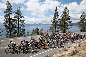 Tease photo for Amgen Bike Race Coming To San Diego