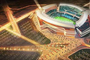 Tease photo for Governor: San Diego's Stadium Project Qualifies For Expedited Review