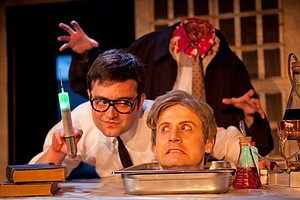 Podcast Episode 41: Tribute To 'Re-Animator The Musical'