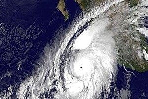 Tease photo for With 200-MPH Winds, Hurricane Patricia Closes In On Mexico